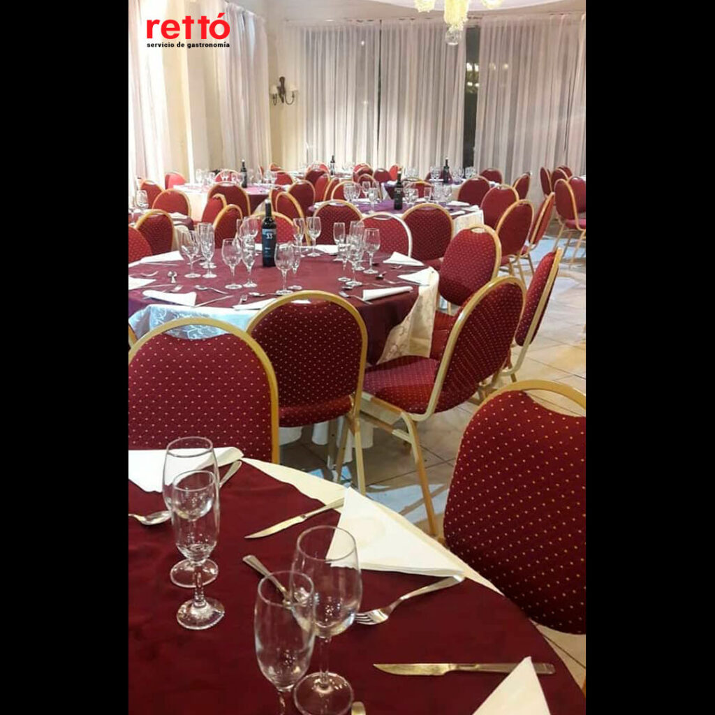 Retto Gastronomia - Servicio de Lunch Villa Maria
